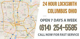 24 hour locksmith columbus ohio