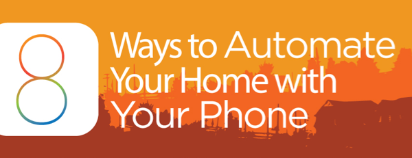 8 home automation options